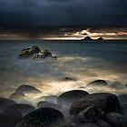 Land Sea Sky VI by Tom Black