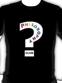 Official Philosophy Club Logo T-Shirt