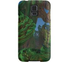 Rain Forest 1 Samsung Galaxy Case/Skin