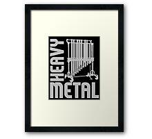 HEAVY METAL-2 Framed Print