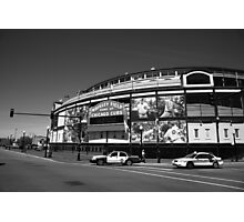 Wrigley Field - Chicago Cubs Photographic Print