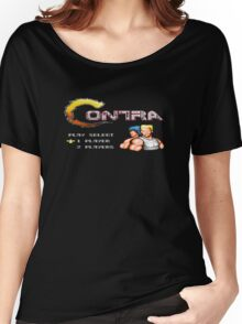 Contra - NES Women's Relaxed Fit T-Shirt