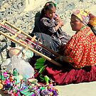 Selling Crafts at ElDivisidero by Laurel Talabere