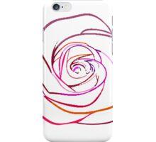 I am a Garden Rose iPhone Case/Skin