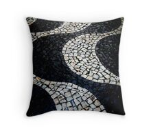 The Copacabana Throw Pillow
