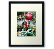 Christmas Decoration #3 Framed Print