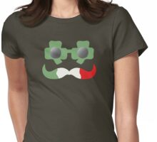 Irish-Italian Coolio Womens Fitted T-Shirt