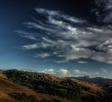 Afternoon Cloudscape by pexcoff