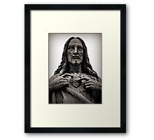 Your Own Personal Jesus Framed Print