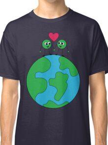 Peas on Earth Classic T-Shirt