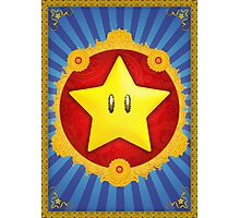 Arabesque Starman Photographic Print