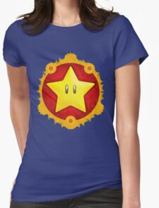 Arabesque Starman Womens Fitted T-Shirt