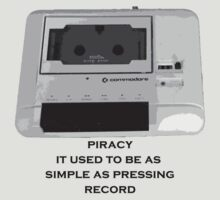 Piracy by pelegrin