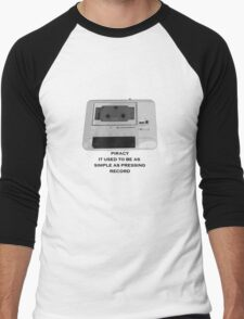 Piracy Men's Baseball ¾ T-Shirt
