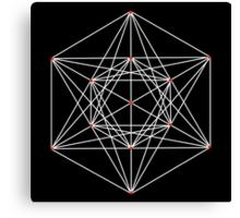 Metatron's Cube #1 Canvas Print