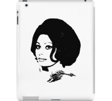 Sophia Loren Is Superb iPad Case/Skin
