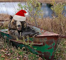 Have a Beary Merry Christmas by Maria Dryfhout
