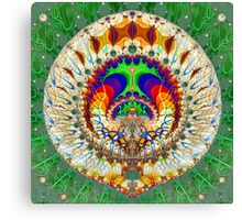 'The Seed and the Tree (Ridgetop)' Canvas Print