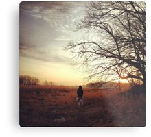 Find Yourself Metal Print
