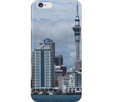 Auckland from the Bay iPhone Case/Skin