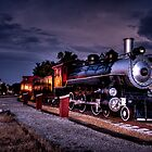 Cookeville Train by Bob Melgar