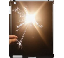 4th Of July Sparkler iPad Case/Skin