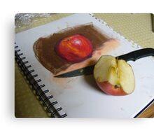 Hungry Artist Canvas Print