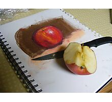 Hungry Artist Photographic Print