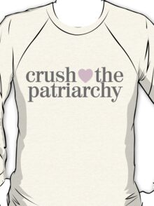 brandy melville // crush the patriarchy T-Shirt