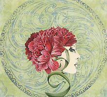 Flower by Kanchan Mahon