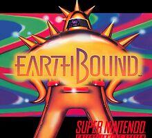 Earthbound & Down by MrPoop