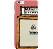 Orange Stack iPhone Case/Skin