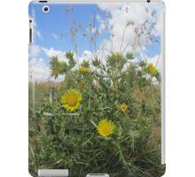 Thistle iPad Case/Skin