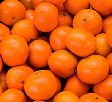 Clementines by Klaus Offermann