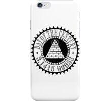 Pyramid Pi Day of the Century Illuminati iPhone Case/Skin