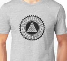 Pyramid Pi Day of the Century Illuminati Unisex T-Shirt