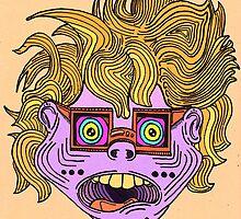 Rugrats • Chuckie  by braedenarnold