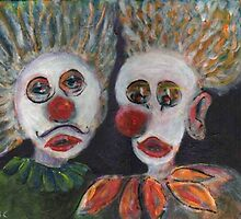 Who's Afraid of Clowns? by Peter Searle ( the Elder )