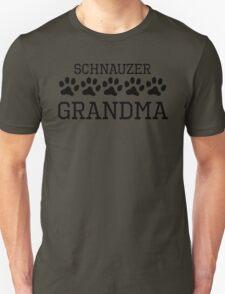 Schnauzer Grandma T-Shirt