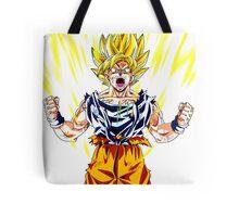 Goku Super Saiyan Spirit Tote Bag