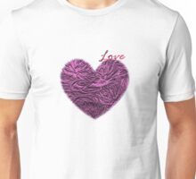 Water Lilies Fantasy Unisex T-Shirt