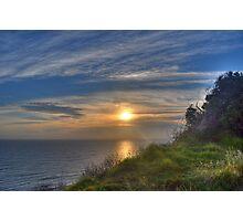 Sunrise - Lennox Head, Australia Photographic Print