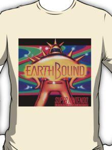 Earthbound & Down T-Shirt