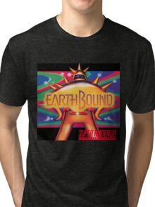 Earthbound & Down Tri-blend T-Shirt