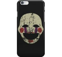 Marionette (Five Nights at Freddy's) iPhone Case/Skin