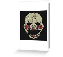 Marionette (Five Nights at Freddy's) Greeting Card