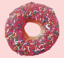 Pink Donut by Sarah Moore