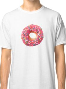 Pink Donut Classic T-Shirt