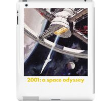 2001 a space odyssey iPad Case/Skin