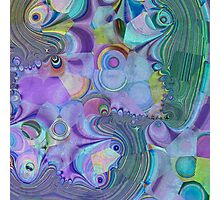 Fractal Storms 1 Photographic Print